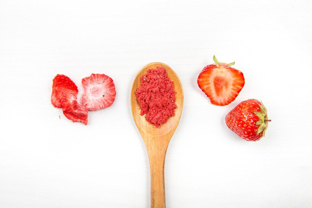 Frutta e verdura in polvere contro lo spreco alimentare