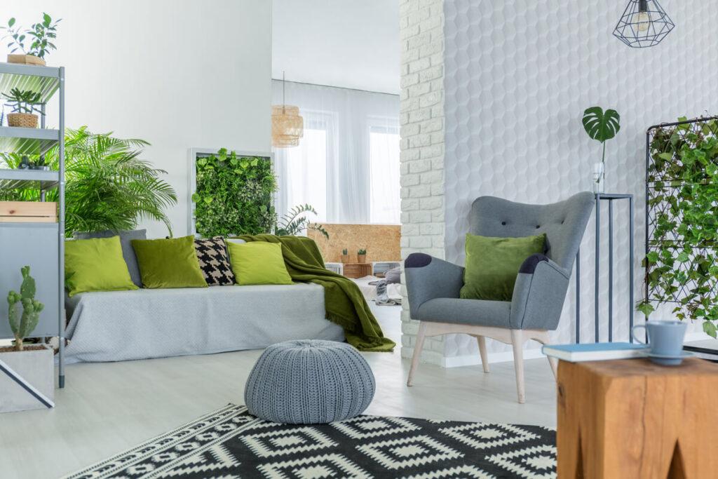 Le pareti green per la nostra casa