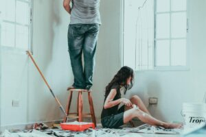 organizzare gli ambienti domestici - giovani