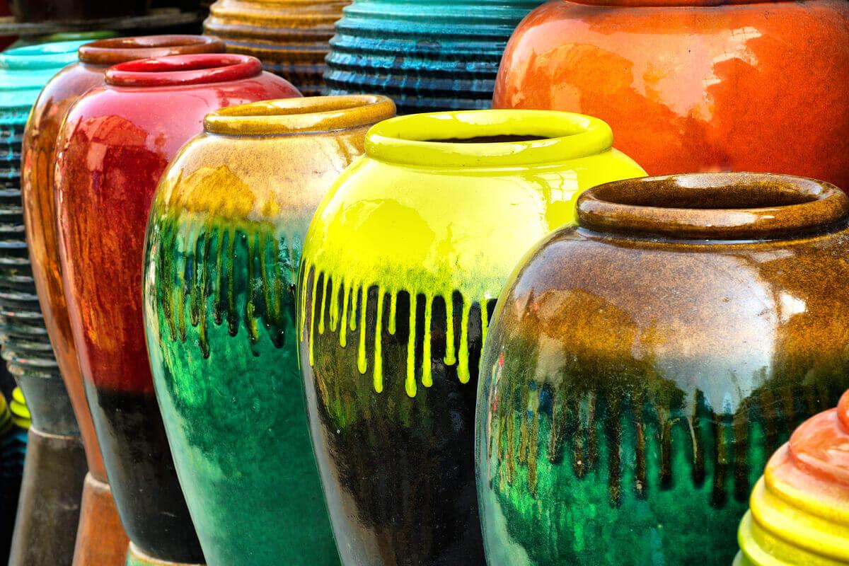realizzare vasi con il riciclo creativo - casa risparmiosa