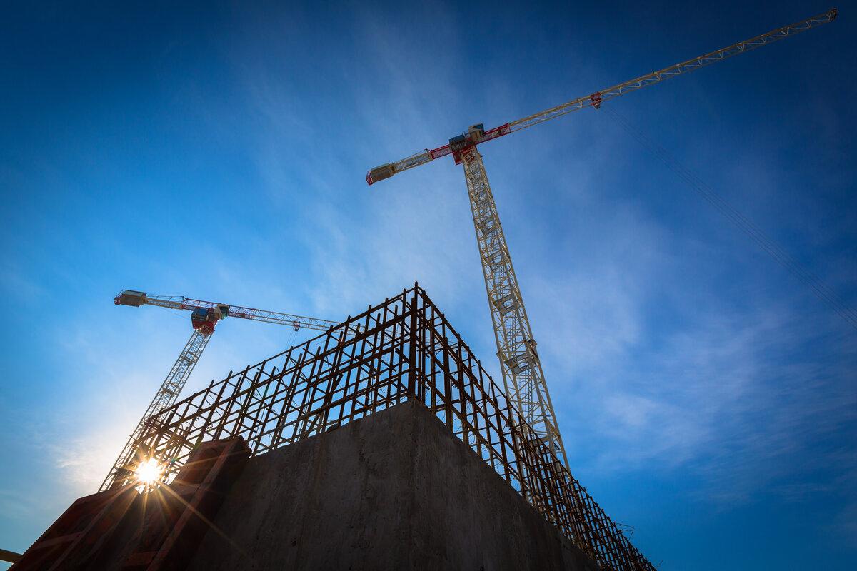 Settore edilizio - cantiere