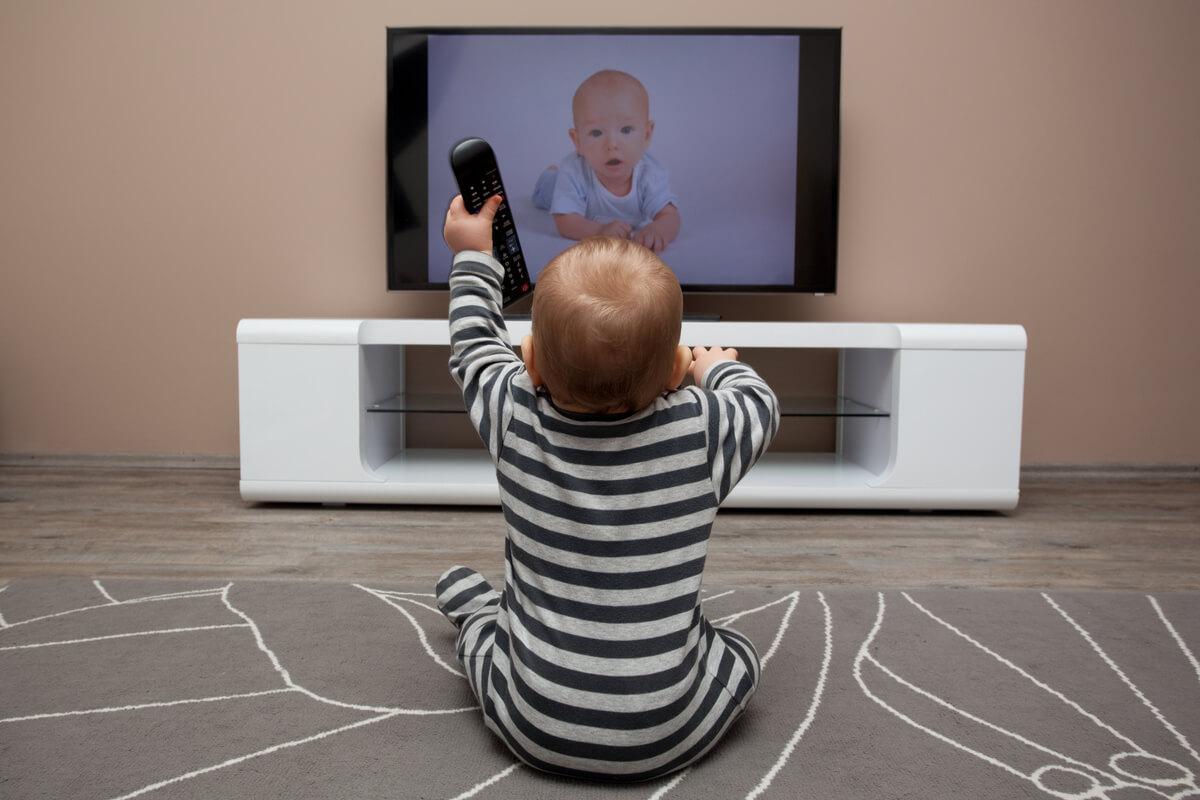Televisione e bambini - regole
