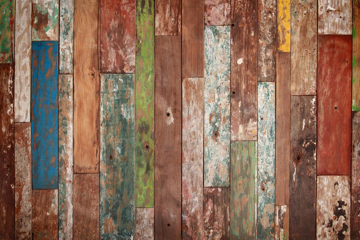 Vernici ecologiche per il legno