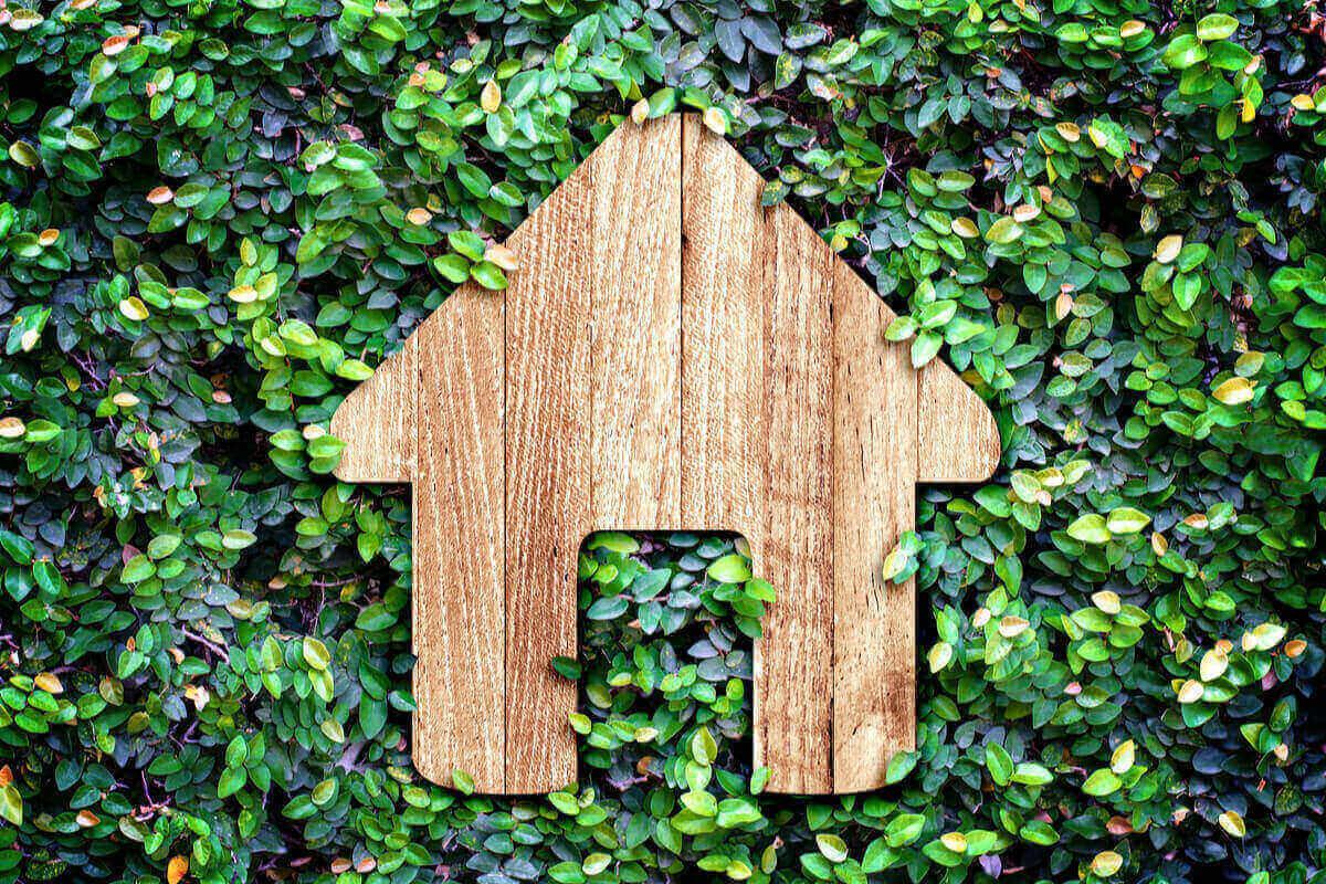 casa sostenibile container - casa green