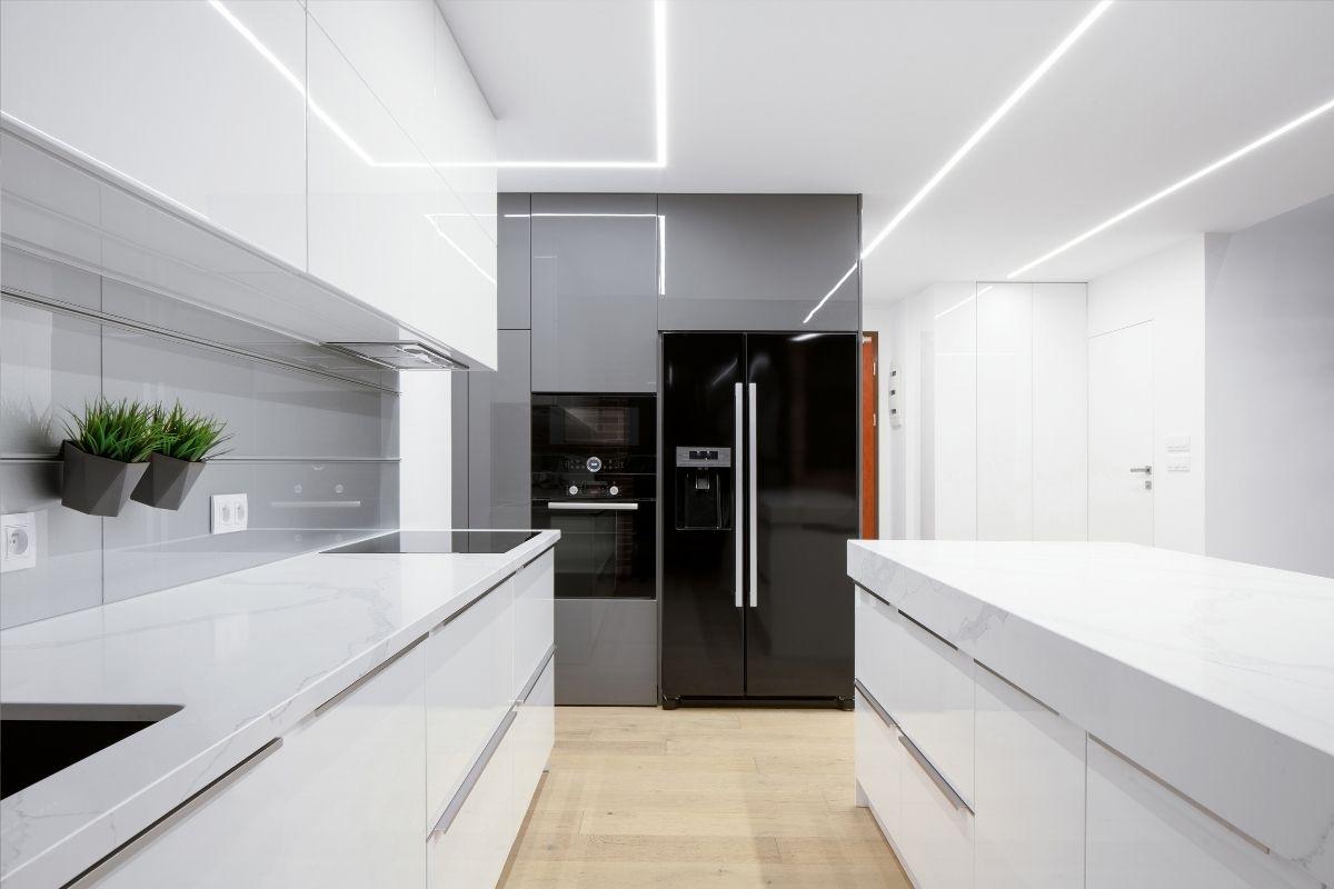 Progettare una cucina - tendenze 2022