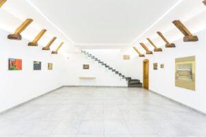 ivico Museo d'Arte Moderna e Contemporanea di Anticoli Corrado è sito nel territorio della città metropolitana di Roma e ha un patrimonio artistico di circa 600 opere conservate ed esposte nel palazzetto Brancacci