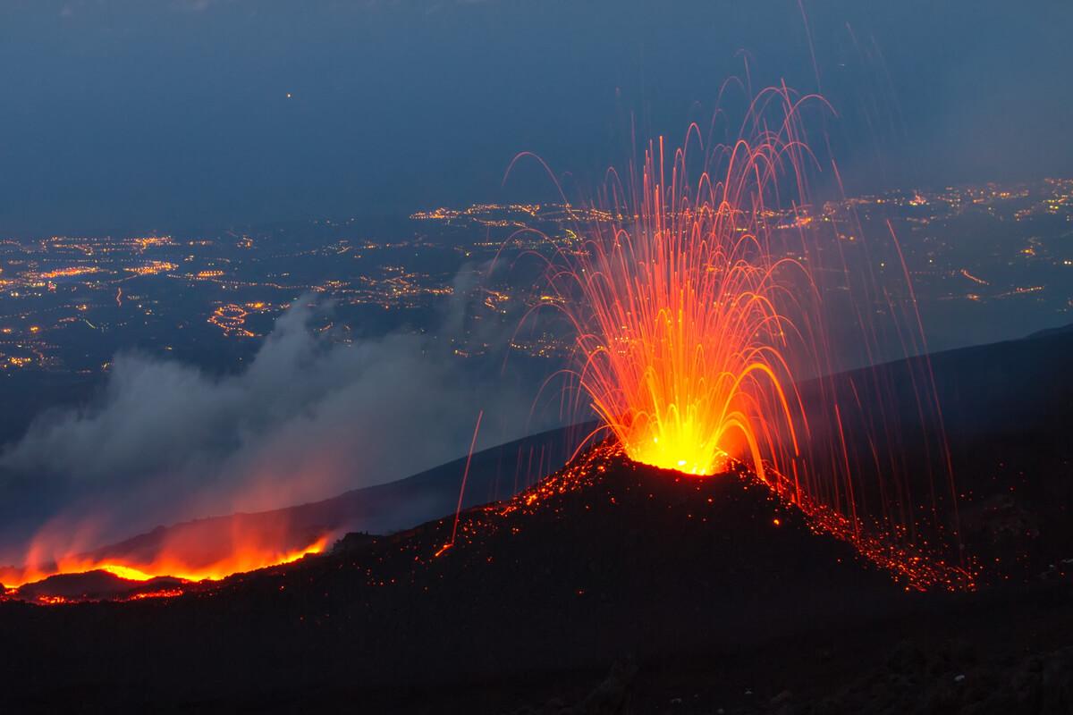 ceneri dell'Etna per la bioedilizia - risorse rinnovabili