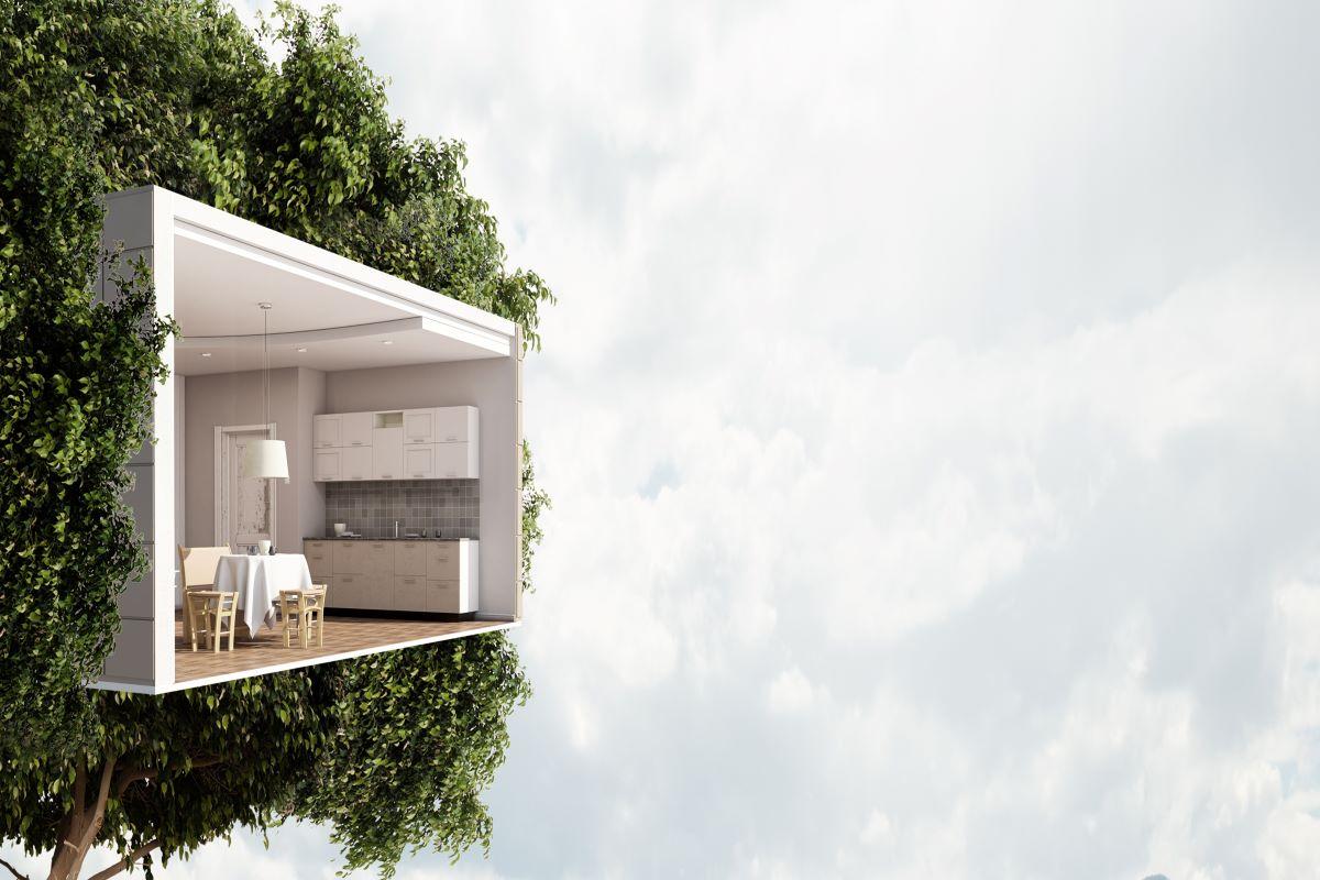 abitazione sostenibile