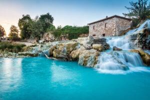 borgo più antico - saturnia