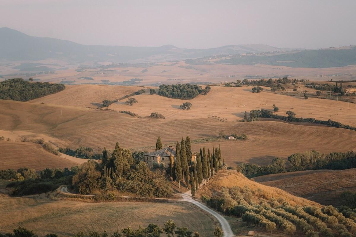 La cascine d'Italia