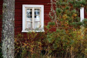 Case cantoniere - finestra