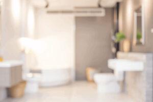 Posizionare i sanitari in base alla forma del bagno e della dimensione