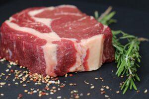 Consumo carne - bistecca