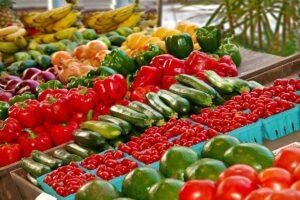 Consumo di frutta e verdura