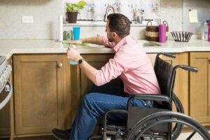 cucina accessibile disabilità