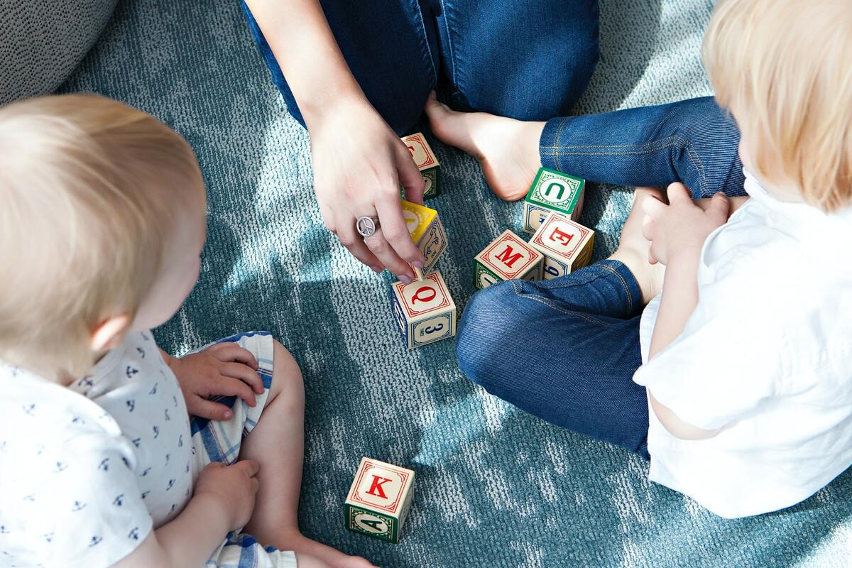 linguaggio nei bambini - sviluppo