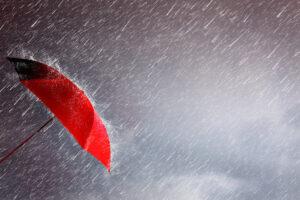 Pioggia - ombrello