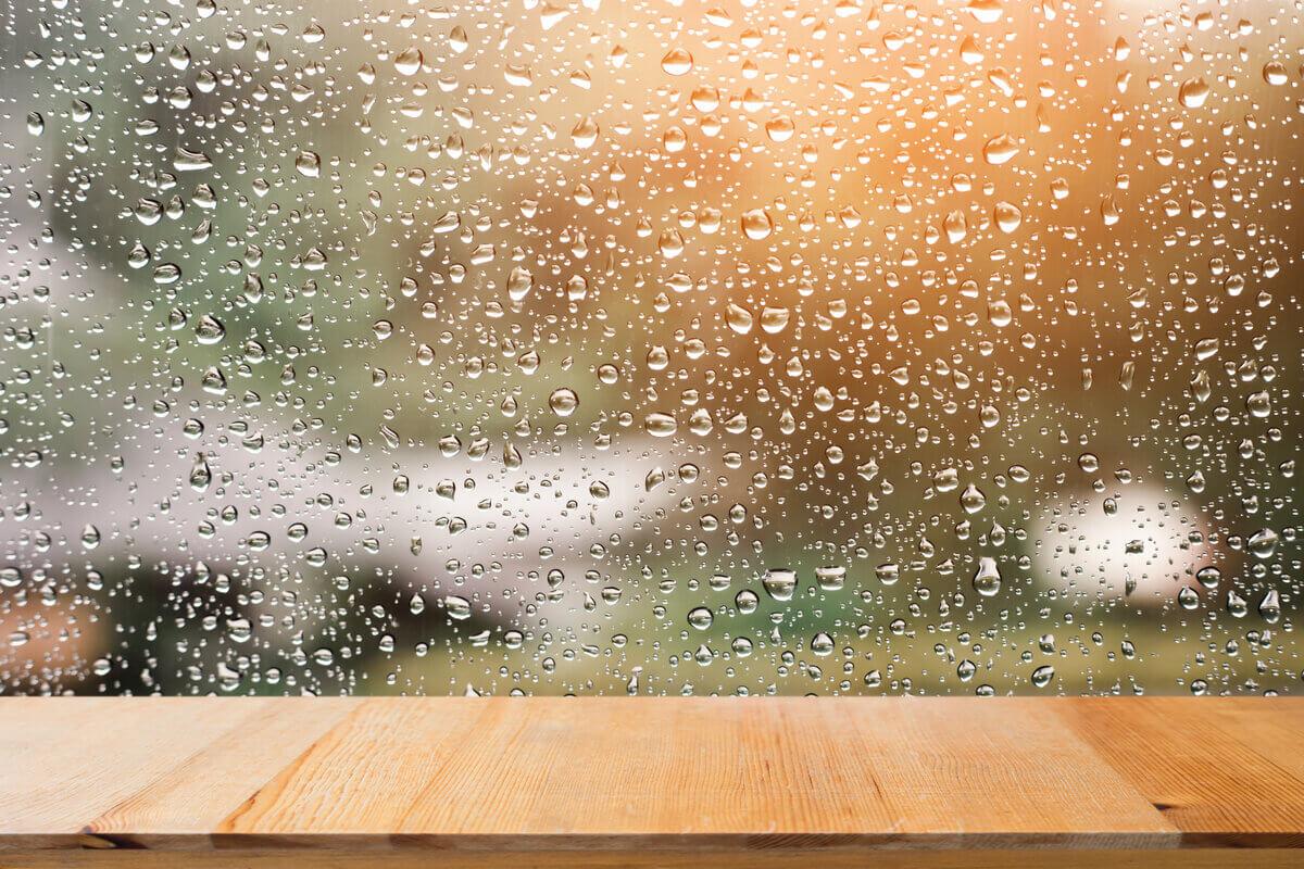 Pioggia - gocce di pioggia