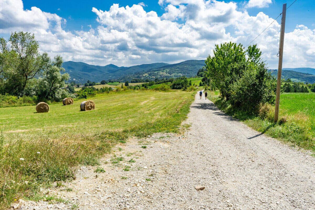 Trekking in Toscana