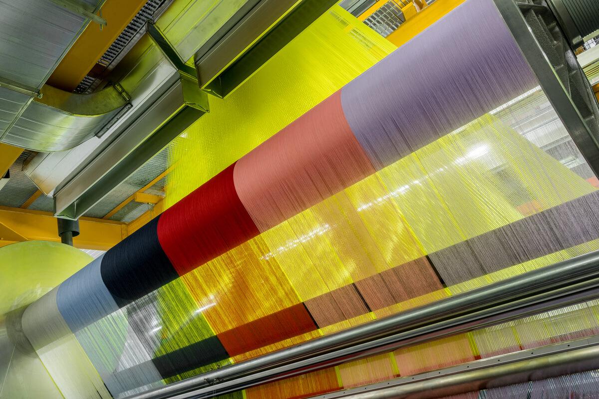 economia circolare nell'industria tessile