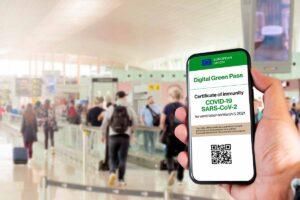 Green pass il nuovo passaporto vaccinale per vacanze sostenibili in tutta sicurezza