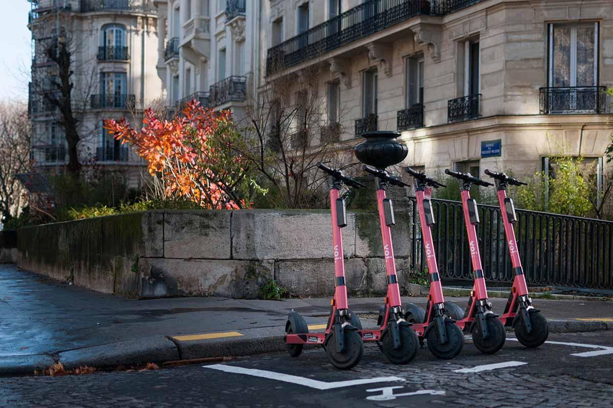 Le iniziative sostenibili nel mondo la mobilità urbana sostenibile e i nuovi monopattini elettrici