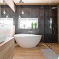 Rivestimenti sostenibili per il bagno dei tuoi sogni