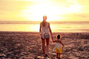 bambini in spiaggia- consigli