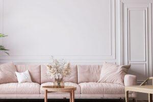 come abbinare il rosa in casa colori chiari