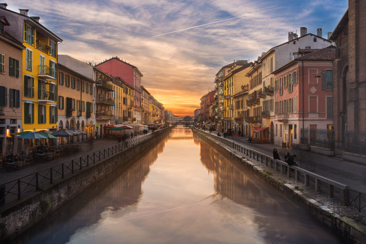 Dove è meglio vivere - Milano