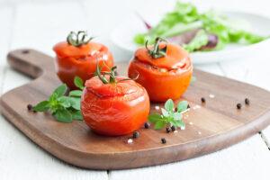 Idee per una cena estiva - pomodori ripieni