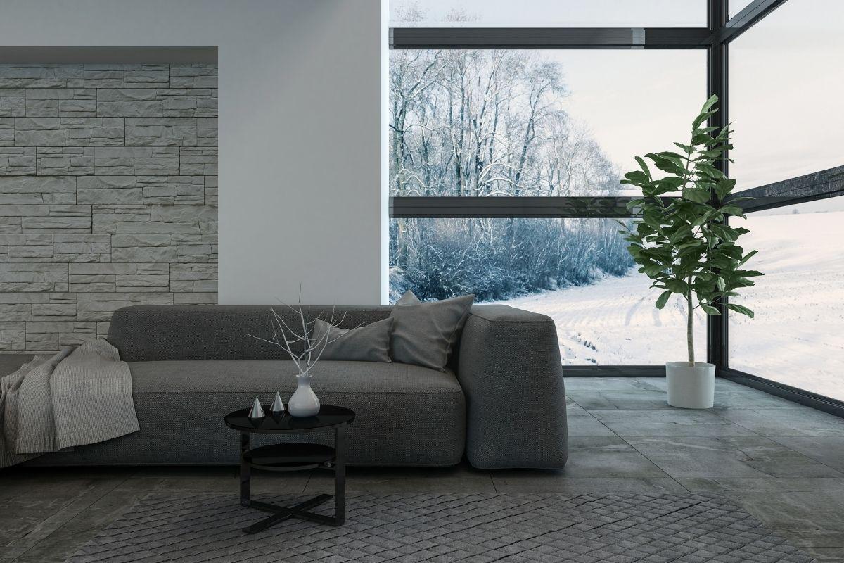 Come arredare un soggiorno rettangolare