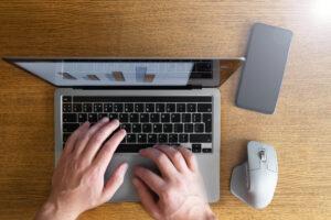 Smart working - computer