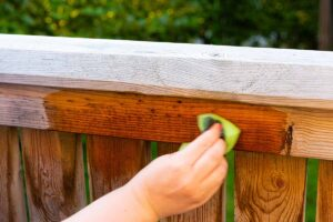 Come rimuovere la muffa dagli arredi da giardino