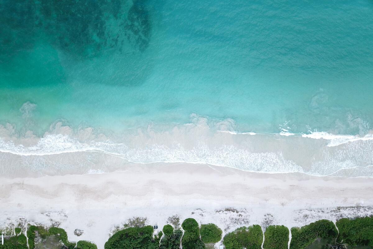 Perché l'acqua del mare è salata - caratteristiche