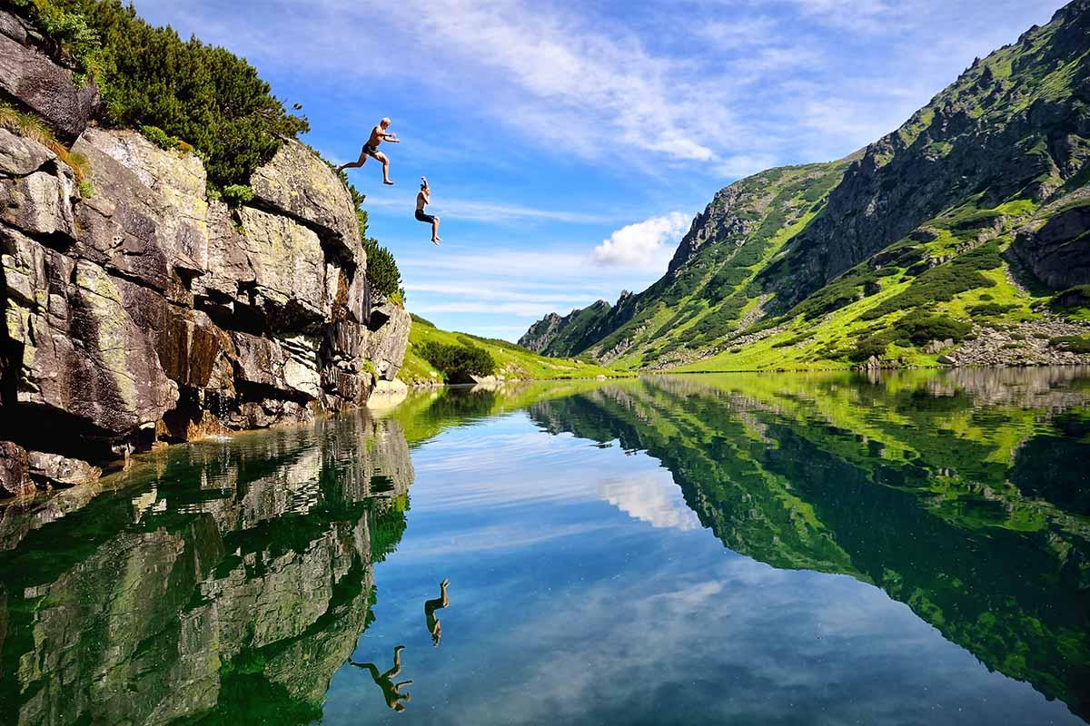 Vacanze estive in montagna pro e contro