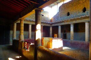 area archeologica Pompei