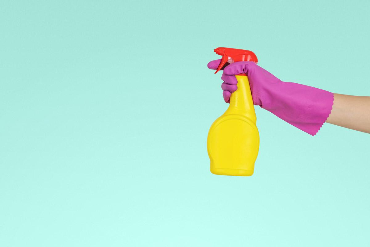 perchè si forma la polvere in casa?