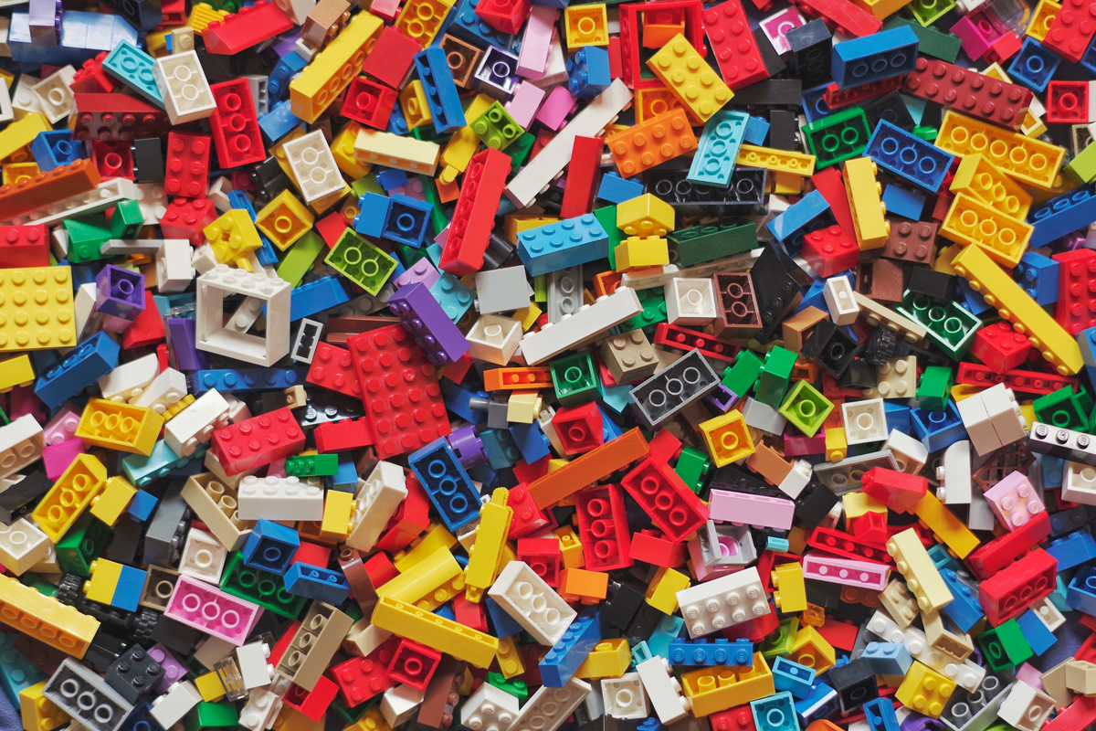 """Lego sempre più """"green"""": realizzato il primo mattoncino in plastica riciclata"""
