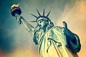 Stati Uniti d'America - statua della libertà