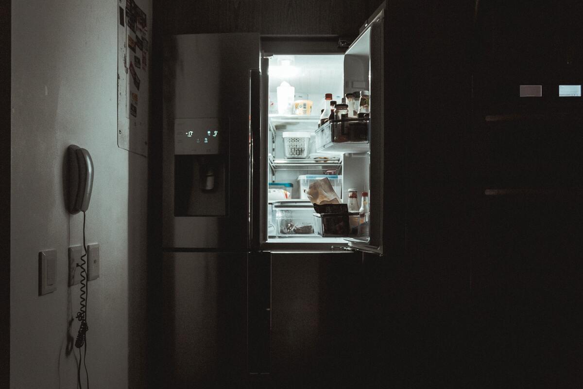 temperatura del frigorifero - impostare