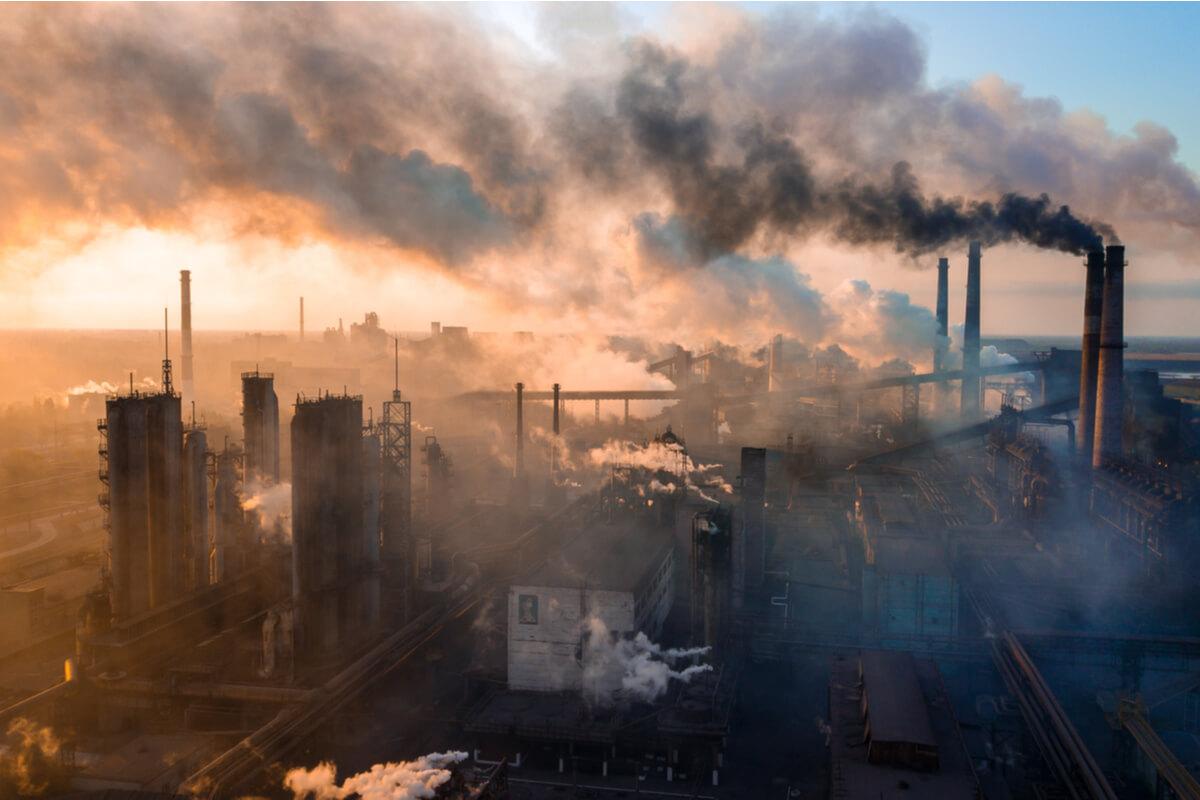tessuti che inquinano