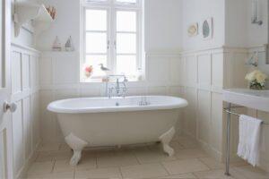 Il bagno in stile inglese