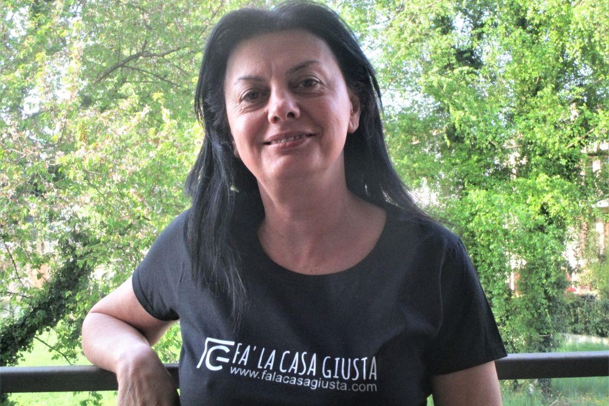 Rina Agostino Fà la casa giusta