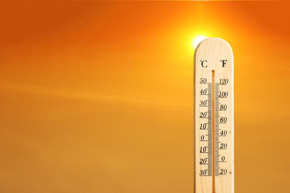 Caldo afa - alte temperature