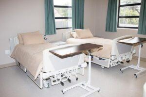camera per disabili - progetto