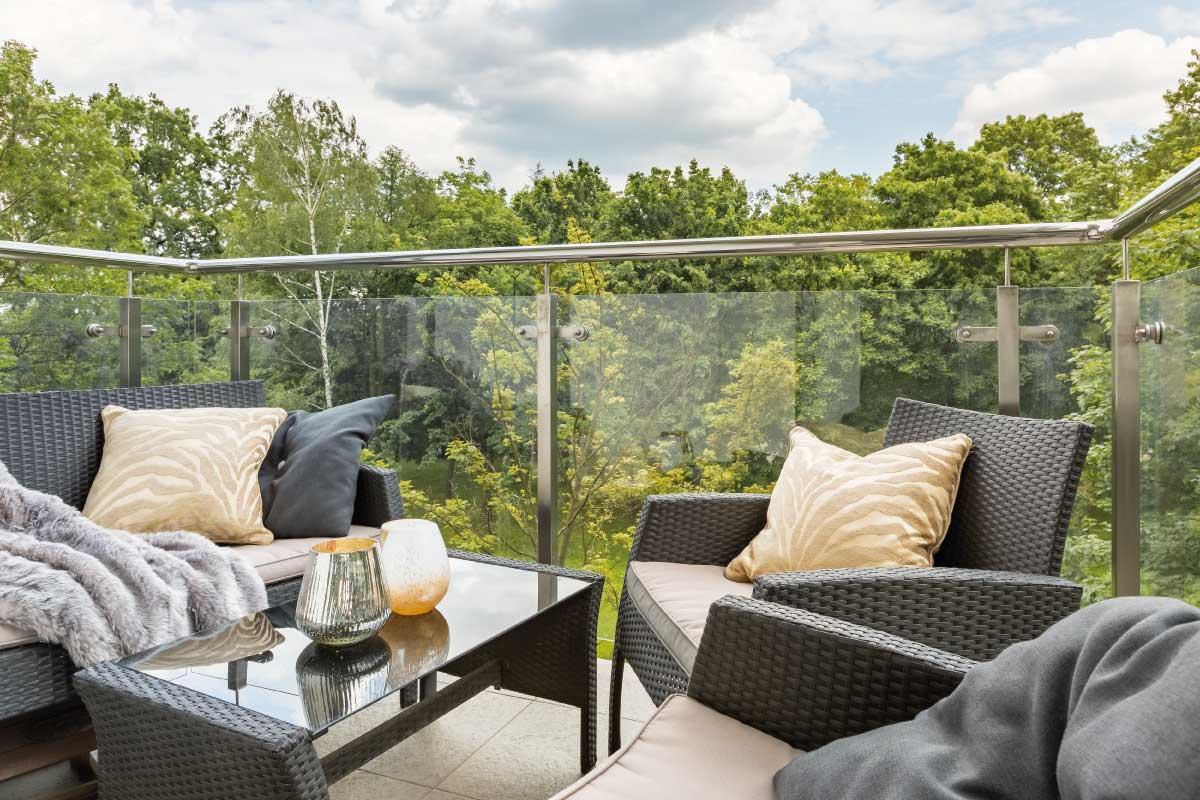 Quando è possibile costruire un balcone in casa a norma