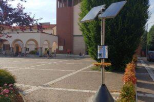 ricarica smartphone ad energia solare