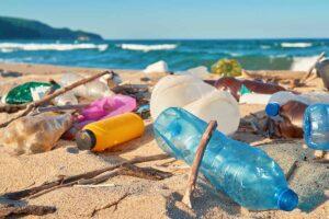 L'isola di Budelli è minacciata dalla plastica