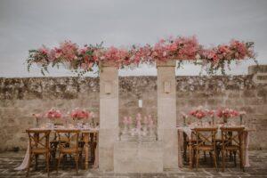 allestimento wedding Mia decor